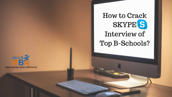 How to Crack SKYPE Interview of Top B-Schools_
