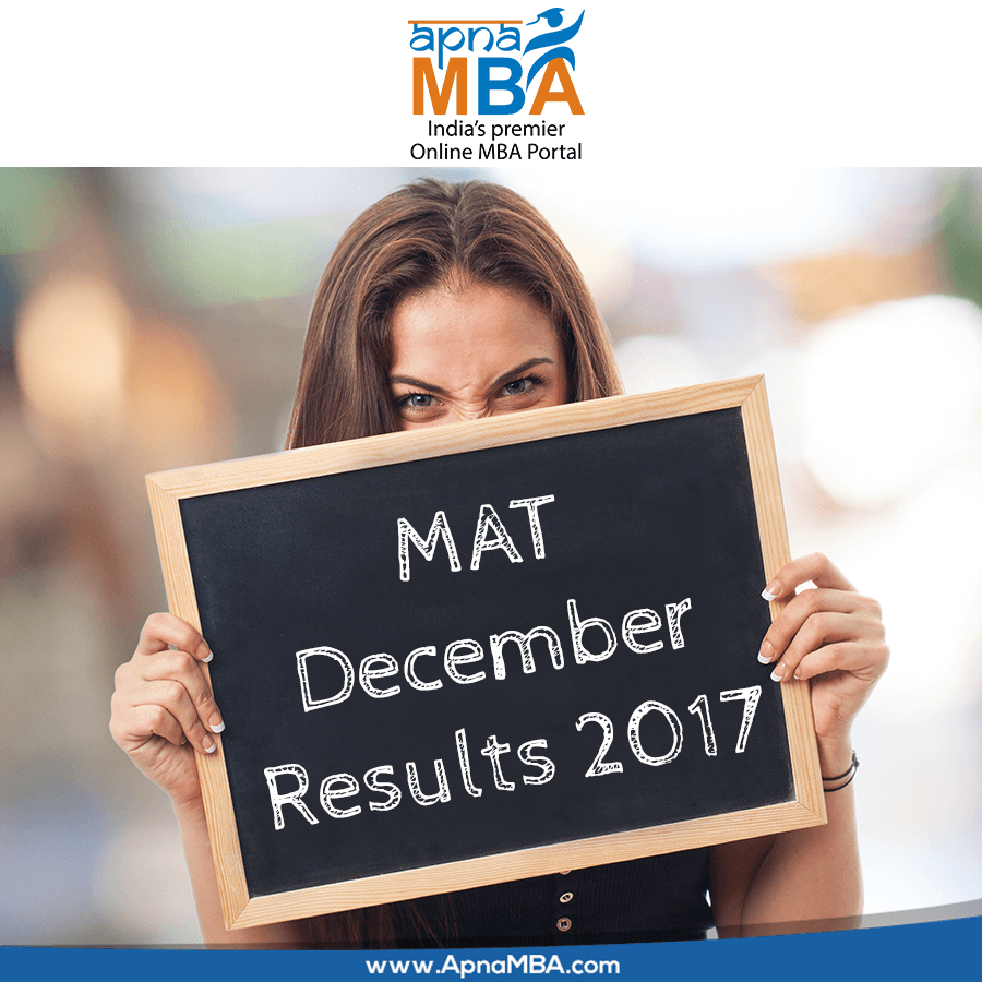 WHAT AN MBA ASPIRANT MUST DO AFTER DECEMBER MAT?
